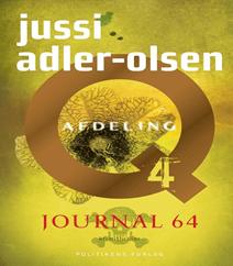 50. Journal 64 (Bind 4) af Jussi Adler-Olsen