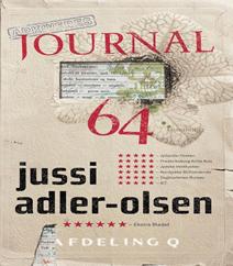 50. Journal 64 af Jussi Adler-Olsen