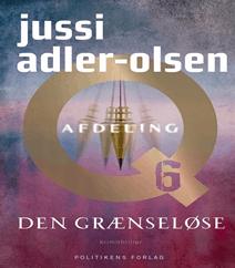 54. Den grænseløse (Bind 6) af Jussi Adler-Olsen