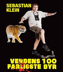 55. Verdens 100 farligste dyr af Sebastian Klein
