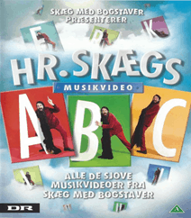 66. Hr Skægs ABC musikvideo, dvd