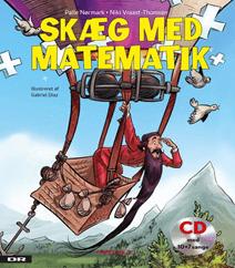 68. Skæg med matematik, bog og cd af Palle Nørmark og Niki Vraast Thomsen