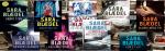 Sara Blædel kriminalserien om Louise Rick – De 9 prisvindende bind