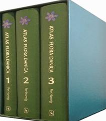 16. Atlas Flora Danica af Dansk Botanisk Forening