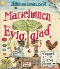 36. Mariehønen Evigglad af Halfdan Rasmussen