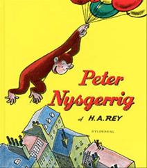 58. Peter Nysgerrig af H. A. Rey_