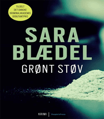 85. Grønt støv af Sara Blædel