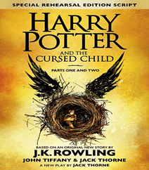 94. Harry Potter and the Cursed Child - Parts I og II af J. K. Rowling