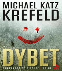 Dybet af Michael Katz Krefeld – Fjerde bind i ravn-krimiserien