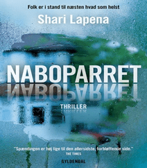 Naboparret af Shari Lapena – En psykologisk thriller