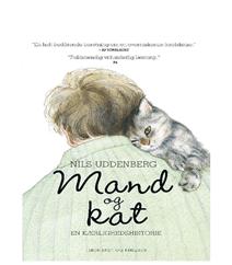 Mand og kat af Nils Uddenberg