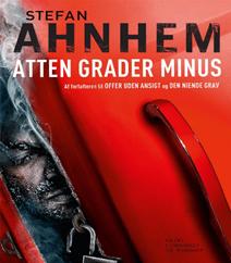 Atten grader minus af Stefan Ahnhem