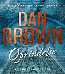 Oprindelse af Dan Brown – Bind 5 i Robert Langdon serien