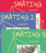 Småting af Unna Hvid – Bind 1, 2 og 3