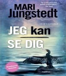 Jeg kan se dig af Mari Jungstedt, Bind 15 i Gotlandskrimierne (2020)
