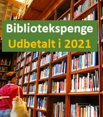 Bibliotekspenge 2021